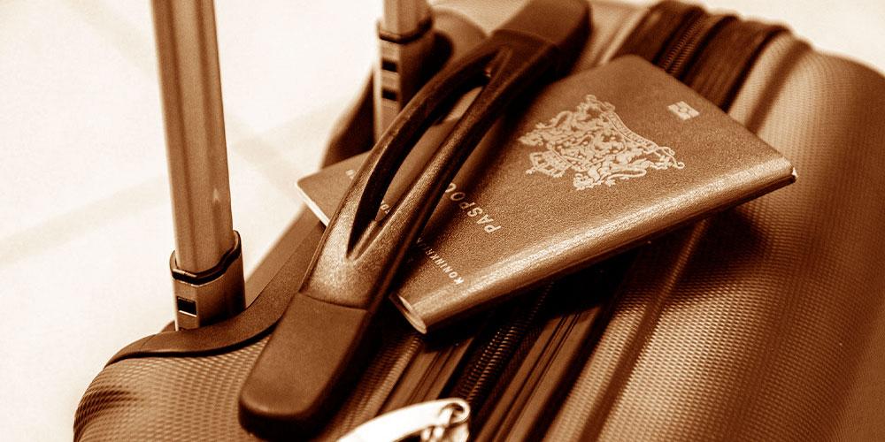 política de bagagem