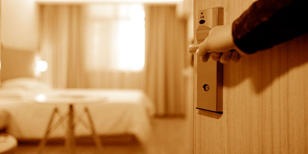 reabertura de quartos de hotéis no brasil