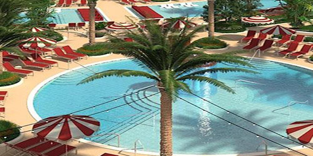 Piscina Resorts World Las Vegas