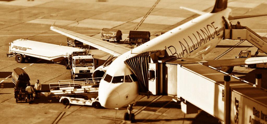 Viagens internacionais para os EUA