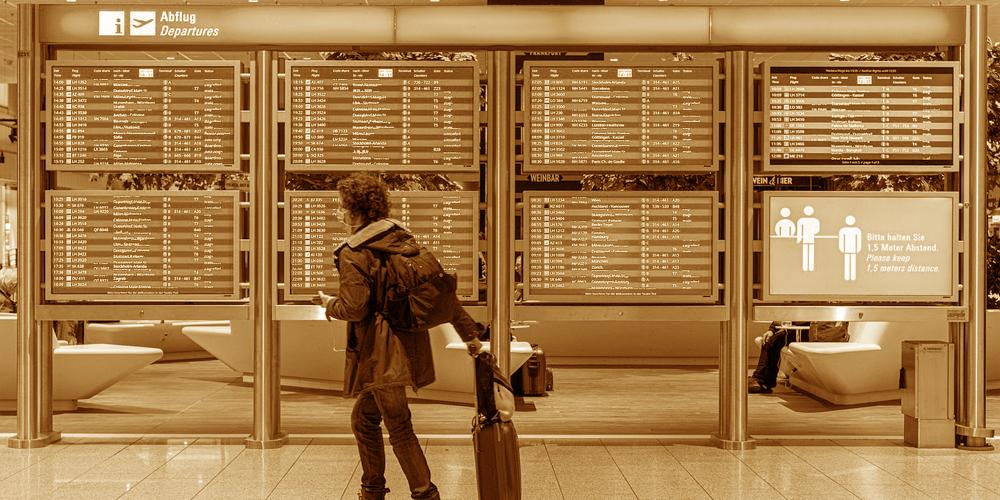 Restrições de viagens